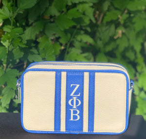 Zeta Tassel Shoulder Purse