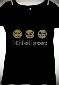 PhD in Facial Expressions