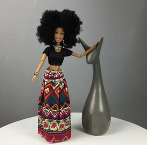 Shani Afro Doll