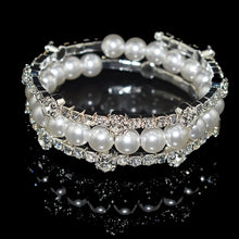 Bling and Pearl Bracelet 2