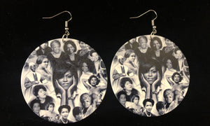 Black History Earrings