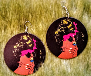 Free Spirit Diva Earrings