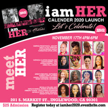 Black Business Women Rock Calendar