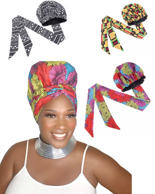 Bonnet Headwrap