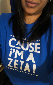 Get You a Zeta Sweatshirt