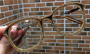 Bling Rhinestone Glasses