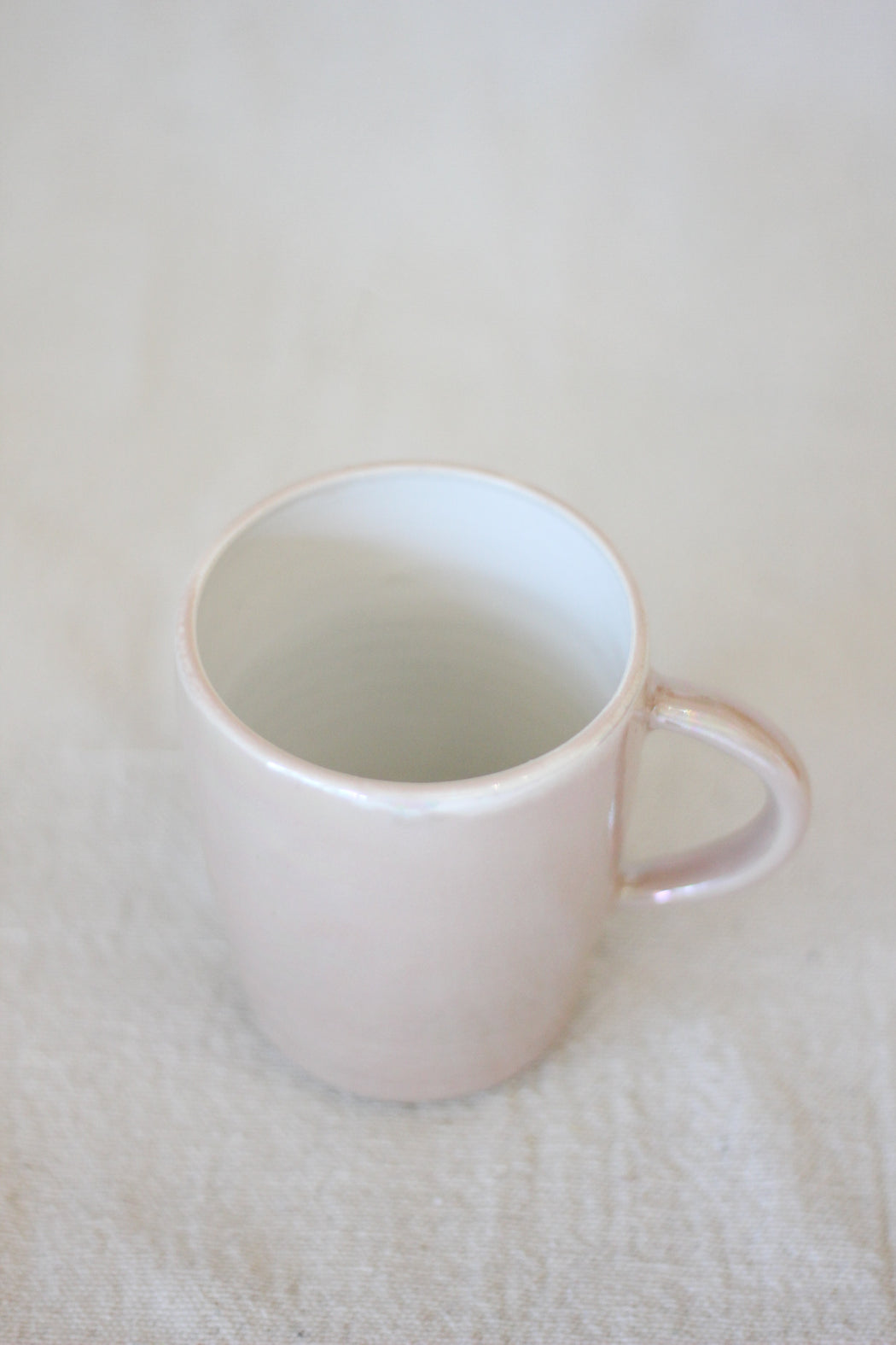 Nude Opalescent Coffee Mug