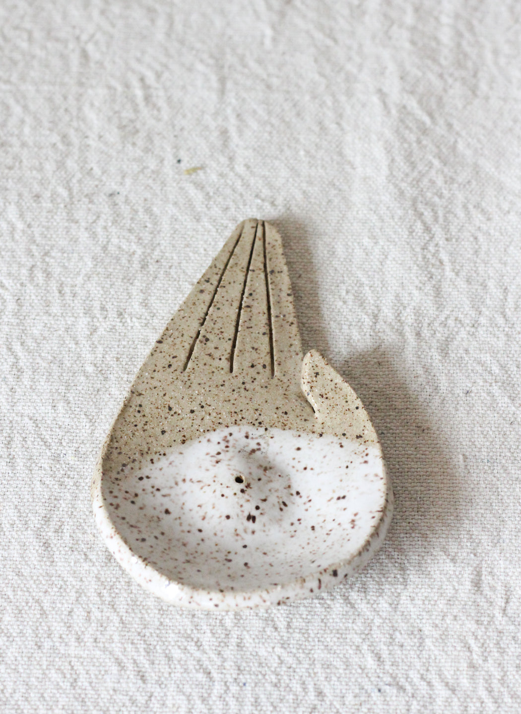 Palm Incense Holder