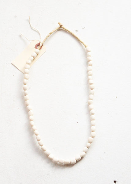 White African Beads