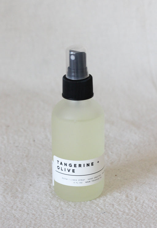 Tangerine + Olive Room/Linen Spray