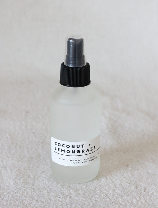 Coconut & Lemongrass Room/Linen Spray