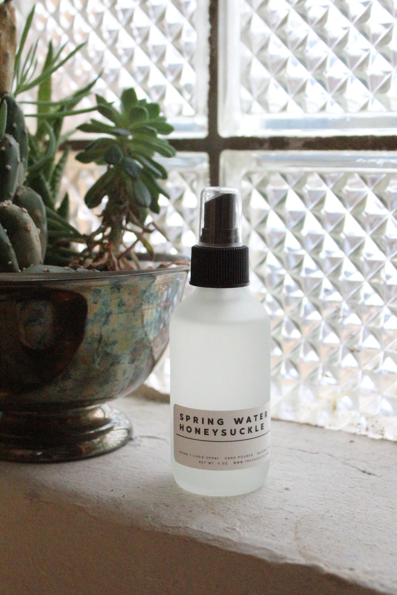 Spring Water + Honeysuckle Room/Linen Spray