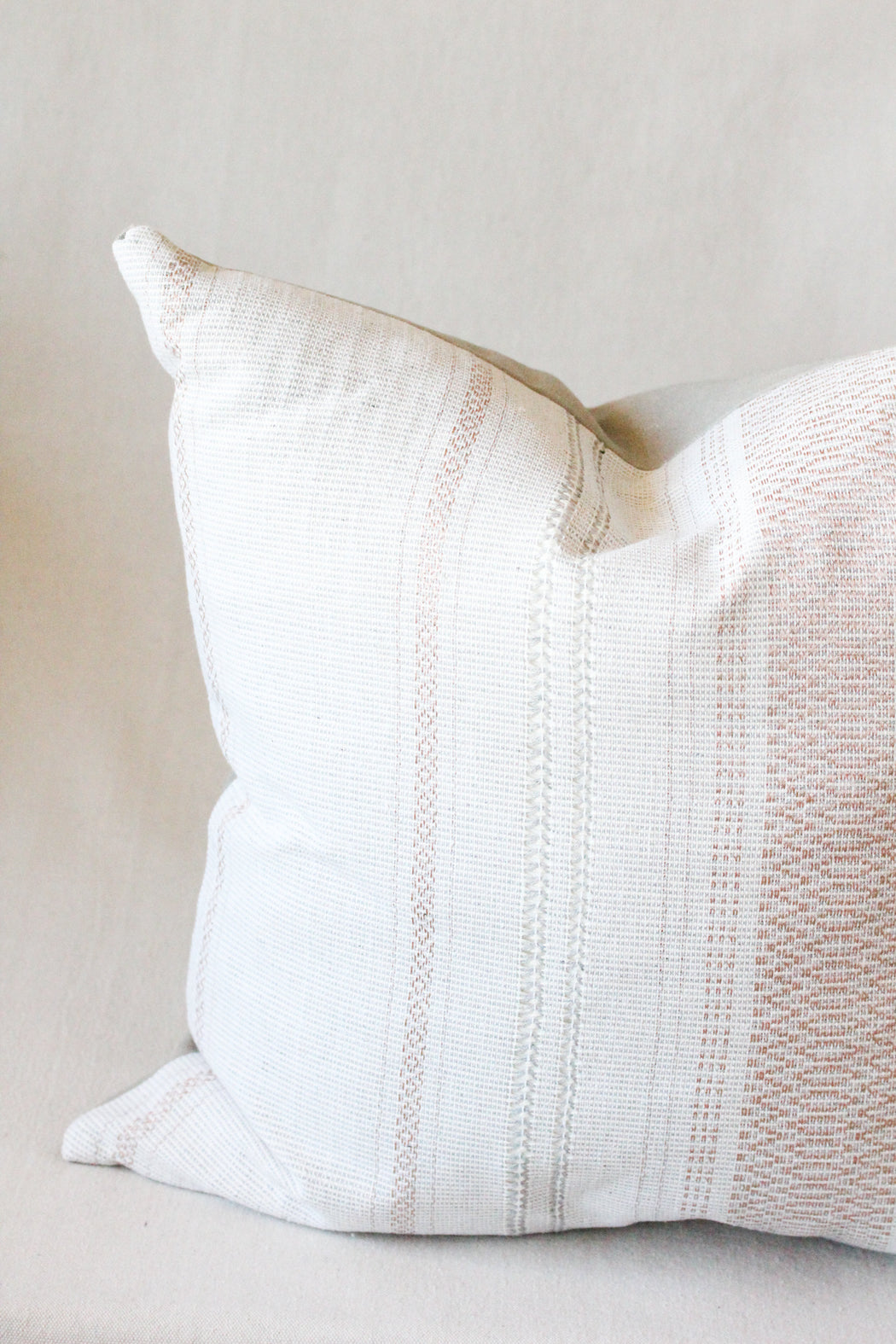 Oaxacan Textile Pillow