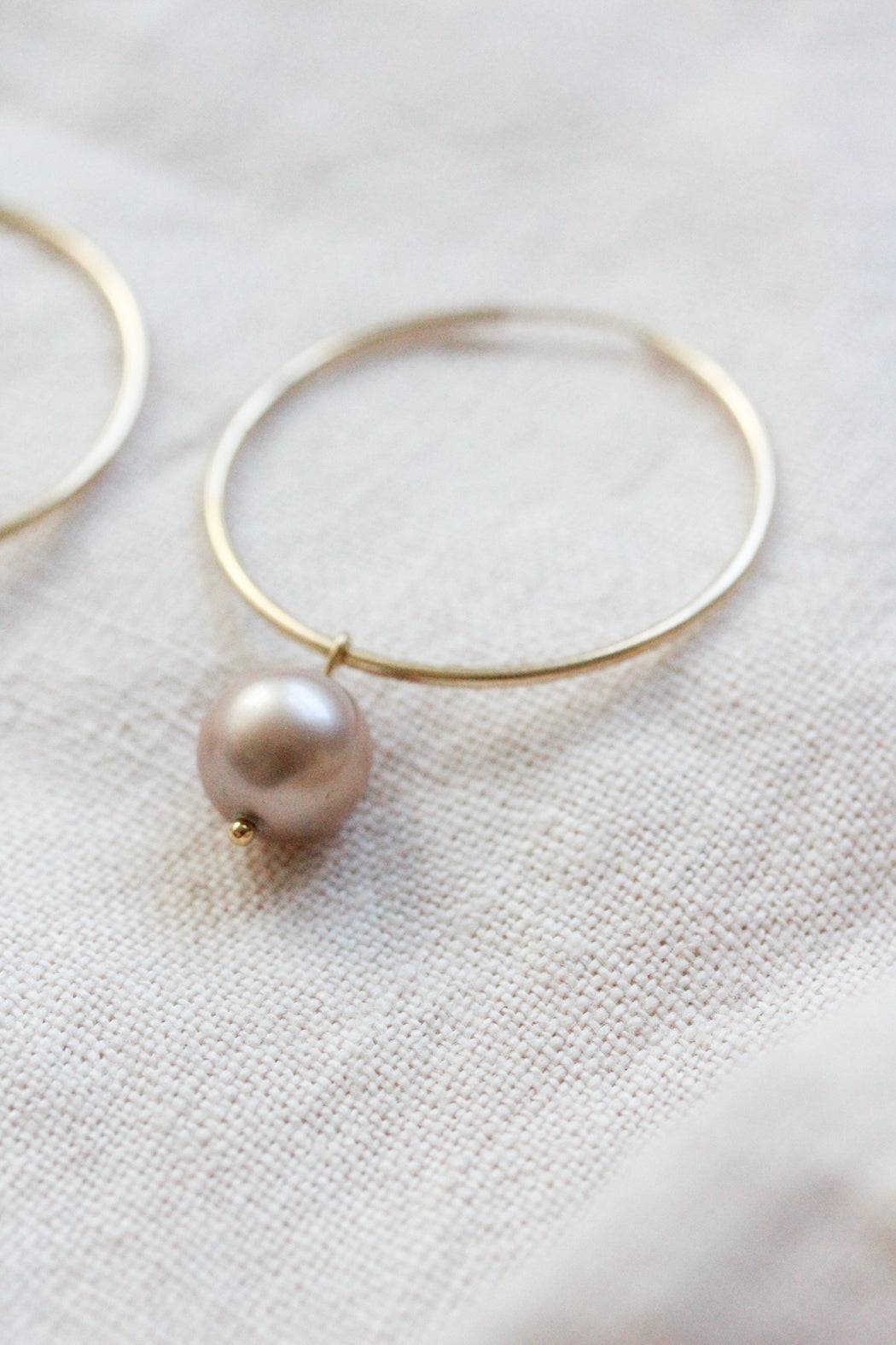 Clark Hoop Earrings