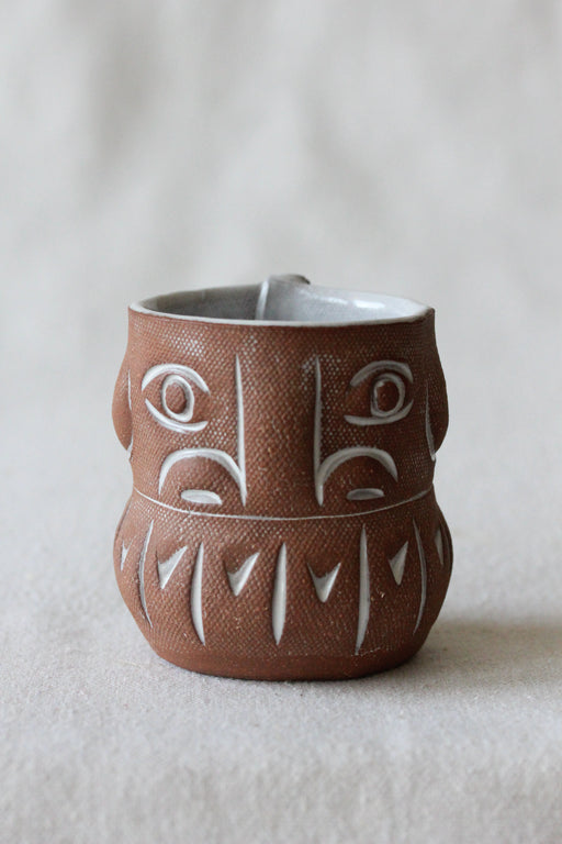 Tiki Whiskey Cup