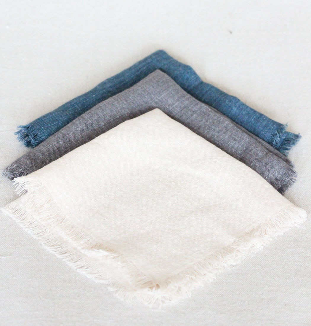 Linen Cocktail Napkin