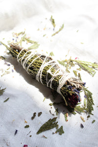 Chrysalis Smudge Stick