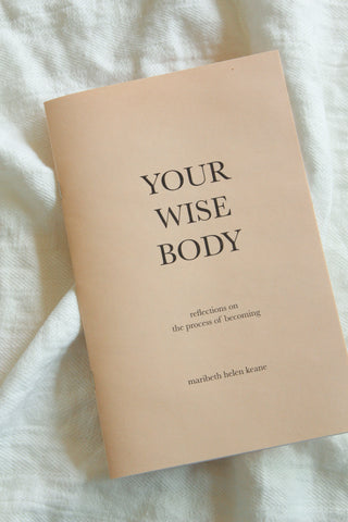 Your Wise Body Zine