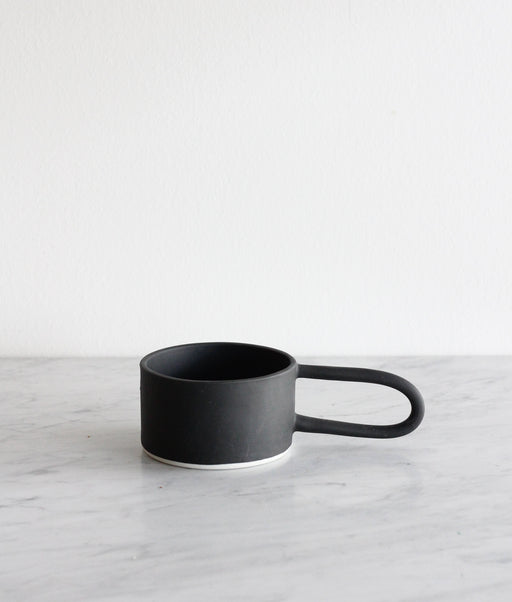 Hairpin Mug - Black