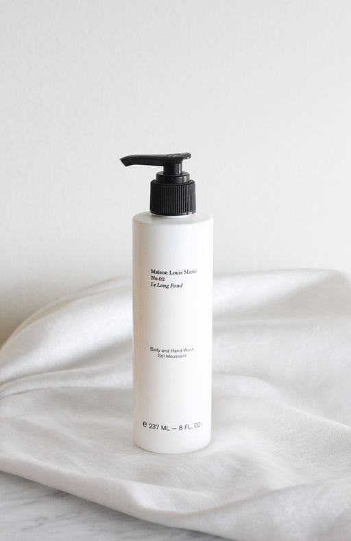 No. 02 Le Long Fond Body & Hand Wash