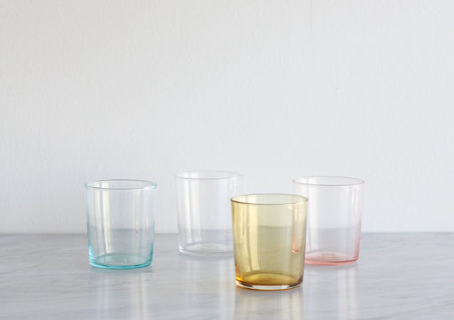 Medium Chroma Glassware