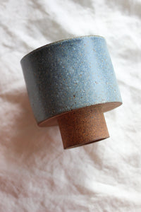Horizon Planter - Toasted Blue