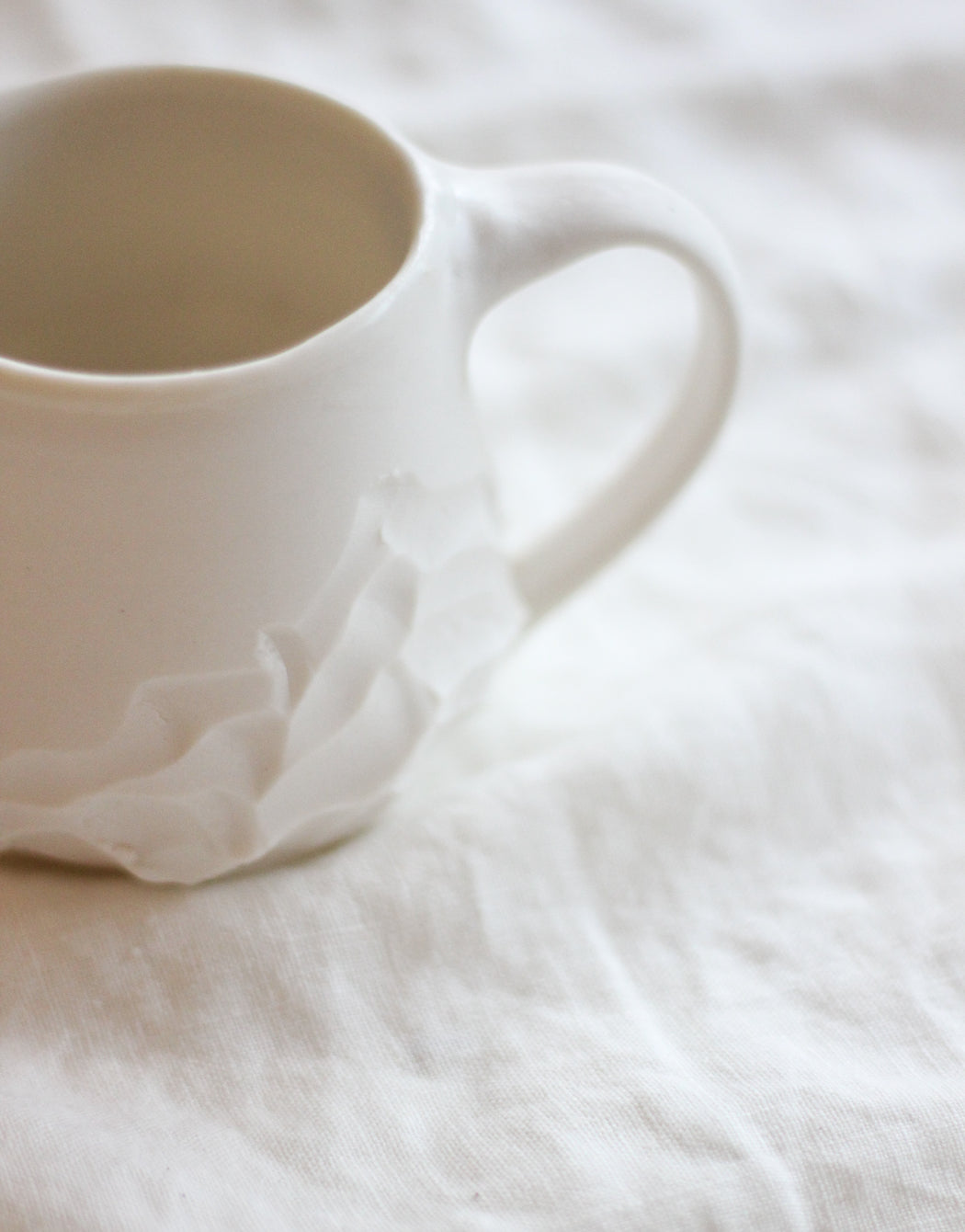 Porcelain Mountain Mug
