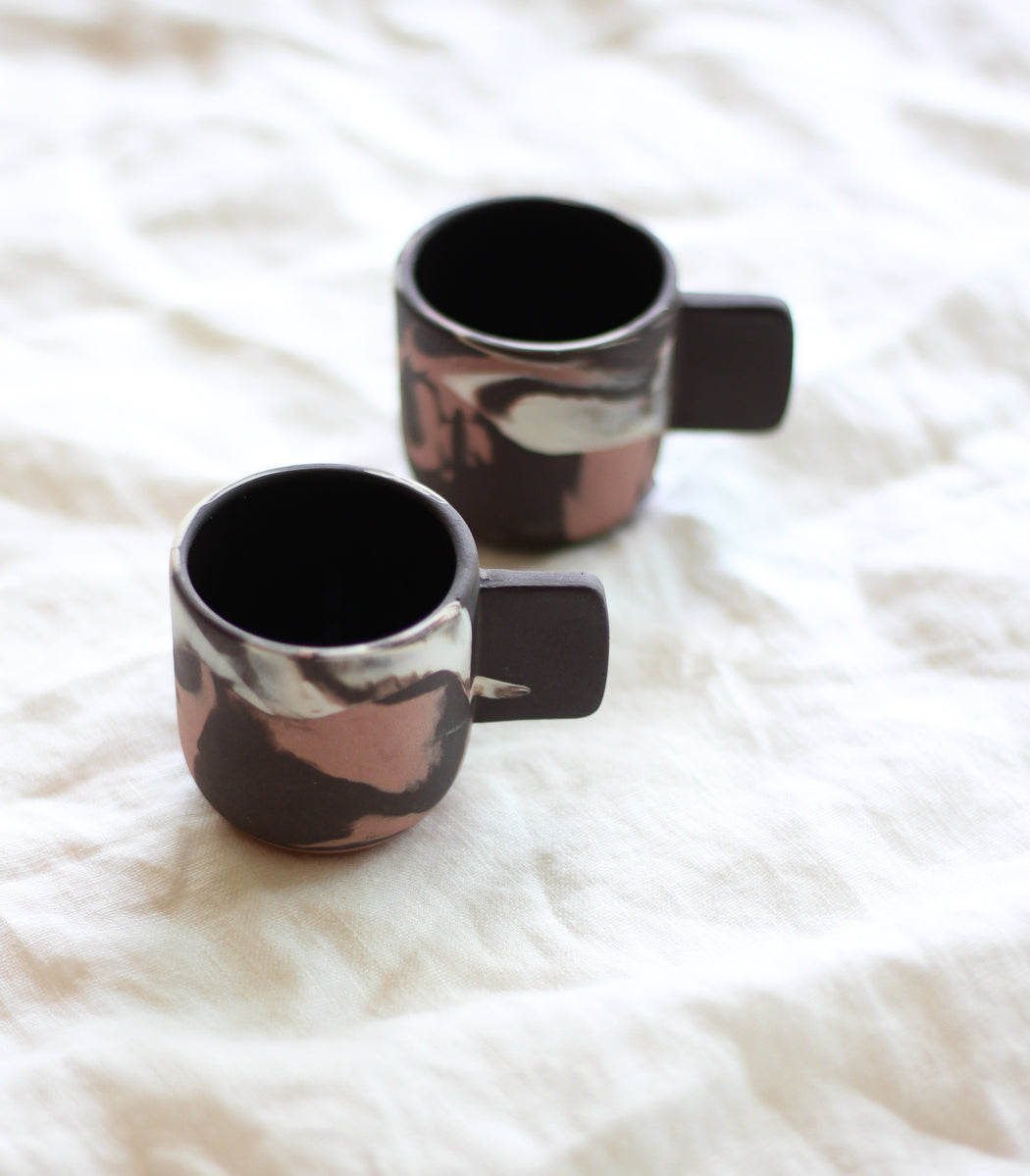 Painted Pony Espresso Set