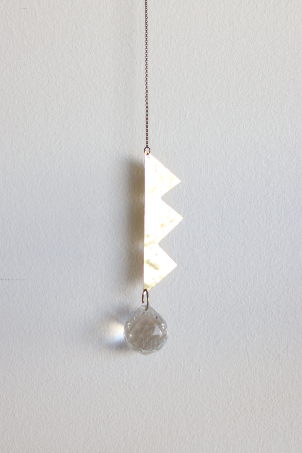 Zig Zag Sun Light Catcher