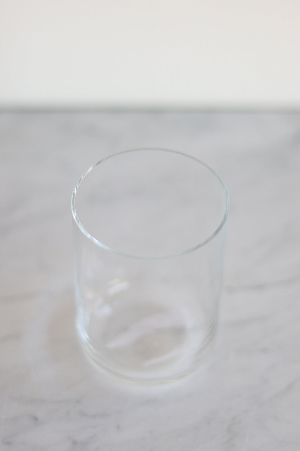 Simple Glassware Tumbler