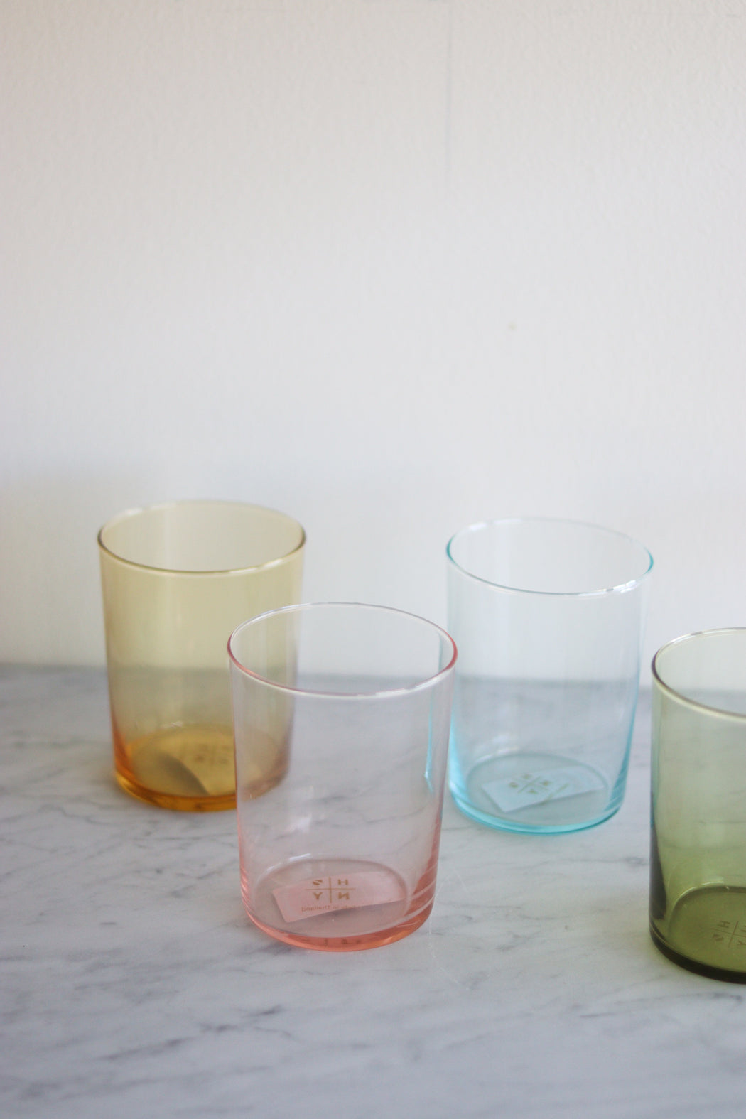 Large Chroma Glassware
