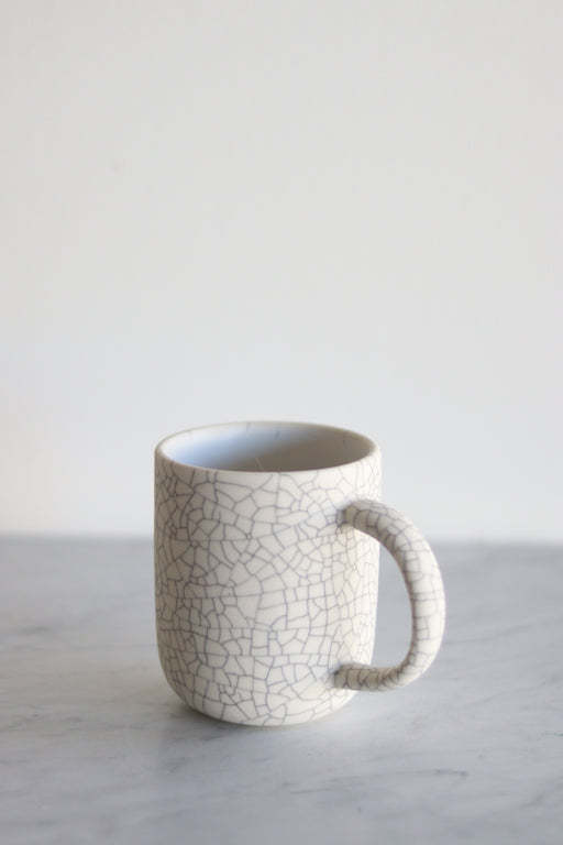 Pebble Mug - Crackle