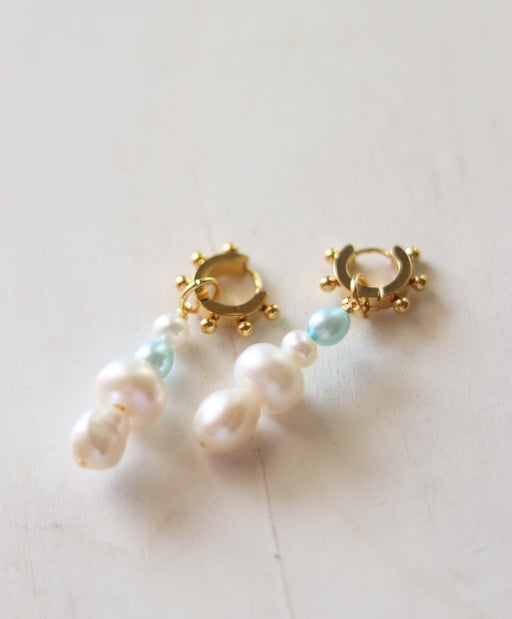 Buonanotte Pearl Earrings