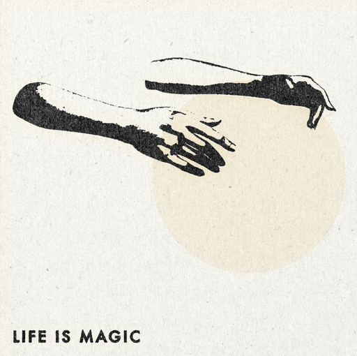 Life is Magic Print
