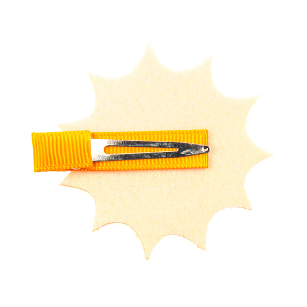 RISING SUN HAIRCLIP