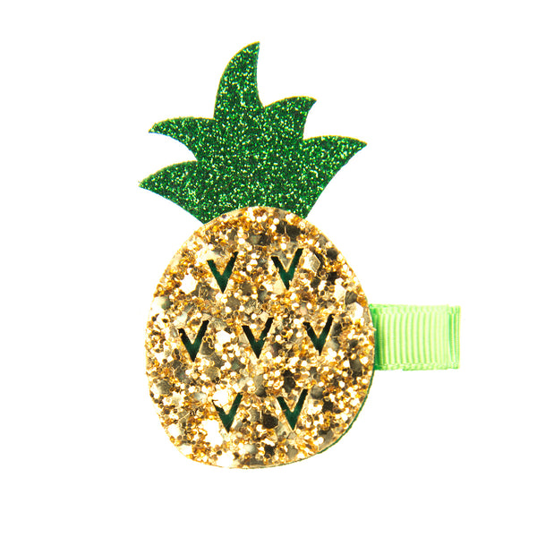 PINEAPPLE HAIRCLIP