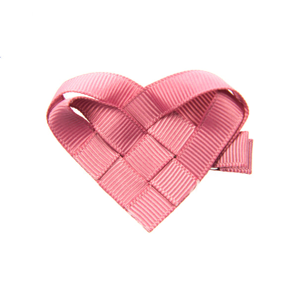 HZ LOVING HEART HAIRCLIPS