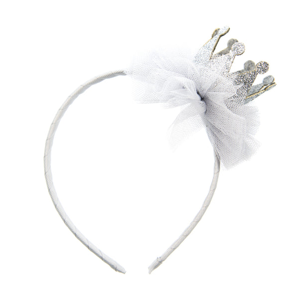 ALICE NET CROWN HEADBAND