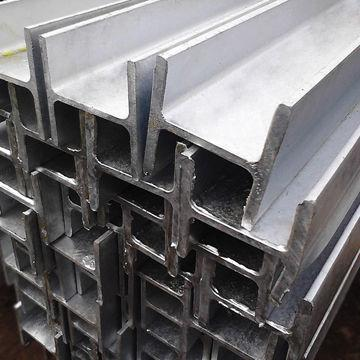 MS H Beam ,Width 125x125x Thickness 6.5 , Thickness 9 , Length 12192 (MM) (285.6 KG/PCS) WISCO (01908)/285.6