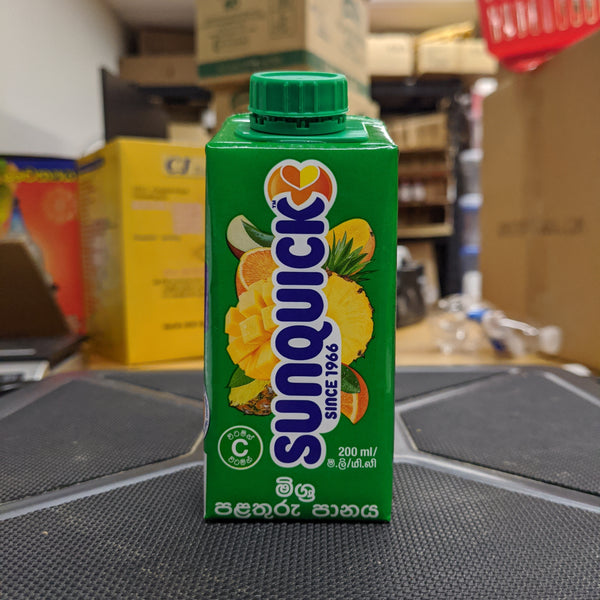 Sunquick Mixed Fruit Drink 200ml