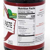 AMK Ambulthiyal Paste Nutrition Facts