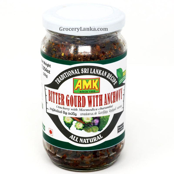 AMK Bitter Gourd With Anchovy 200g