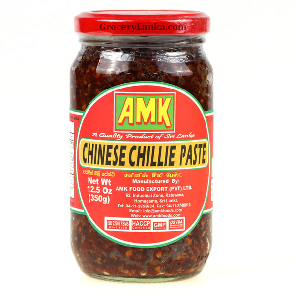 AMK Chinese Chili Paste 350g