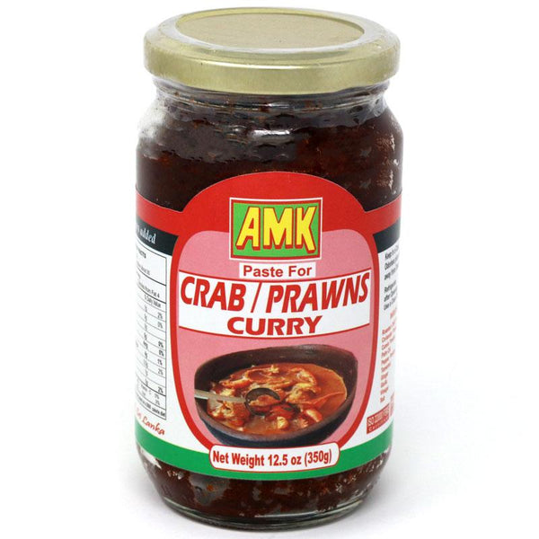 AMK Crab and Prawns Curry Paste 350g