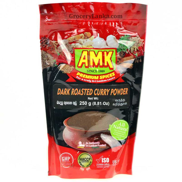 AMk Dark Roasted Curry Powder 250g