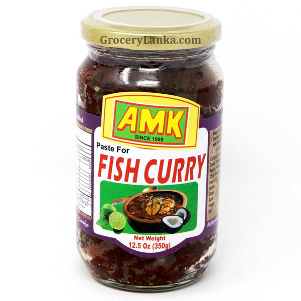 AMK Fish Curry Paste 350g