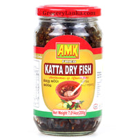 AMK Fried Katta Dry Fish 200g