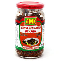 AMK Fried Keeramin Dry Fish 200g
