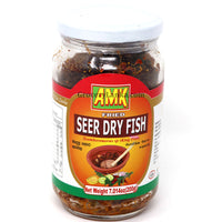 AMK Fried Seer ( Thora) Dry Fish 200g