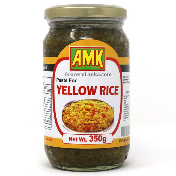 AMK Yellow Rice Paste 350g